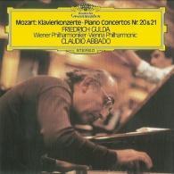 Freidrich Gulda (Фридрих Гульда): Mozart: Piano Concertos 20 & 21