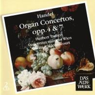 Nikolaus Harnoncourt (Николаус Арнонкур): Organ Concertos Op.4 & Op.7