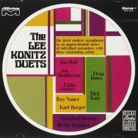 Lee Konitz (Ли Кониц): The Lee Konitz Duets