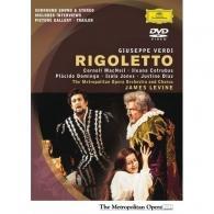 James Levine (Джеймс Ливайн): Verdi: Rigoletto