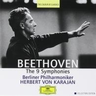 Herbert von Karajan (Герберт фон Караян): Beethoven: The 9 Symphonies