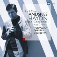 Leif Ove Andsnes (Лейф Ове Андснес): Piano Concerto Nos.3, 4 & 11