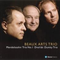 "Beaux Arts Trio: Dvorak : Piano Trio No.4, ""Dumky"" & Mendelssohn : Piano Trio No.1"