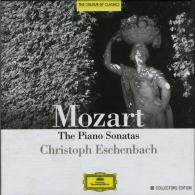 Christoph Eschenbach (Кристоф Эшенбах): Mozart: The Piano Sonatas