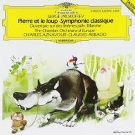 Claudio Abbado (Клаудио Аббадо): Prokofiev: Pierre Et Le Loup; Symphonie Classique
