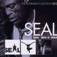 Seal (Сил): The Platinum Collection: Seal/Seal II/Soul