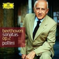 Maurizio Pollini (Маурицио Поллини): Beethoven: Piano Sonatas, Op.2