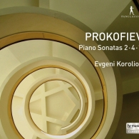 Sergei Prokofiev (Сергей Сергеевич Прокофьев): Piano Sonatas Nos 2, 4, 7