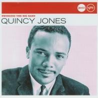 Quincy Jones (Куинси Джонс): Swingin' The Big Band