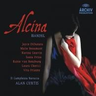 Alan Curtis (Алан Кертис): Handel: Alcina