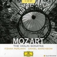 Itzhak Perlman (Ицхак Перлман): Mozart: The Violin Sonatas