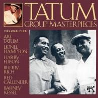 Art Tatum (Арт Татум): The Tatum Group Masterpieces, Vol.5