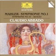 Claudio Abbado (Клаудио Аббадо): Mahler: Symphony No.1 & 10 (Adagio)