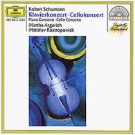 Martha Argerich (Марта Аргерих): Schumann: Piano Concerto Op.54; Cello Concerto Op.129