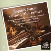 Gustav Leonhardt (Густав Леонхардт): English Music Of The 17th Century