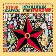 Steve Earle (Стив Эрл): The Revolution Starts Now