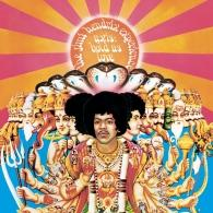 Jimi Hendrix (Джими Хендрикс): Axis: Bold As Love