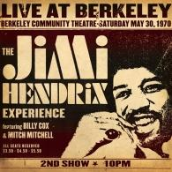 Jimi Hendrix (Джими Хендрикс): Live At Berkeley