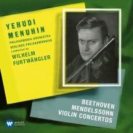 Yehudi Menuhin (Иегуди Менухин): Violin Concertos