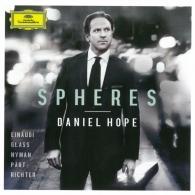 Daniel Hope (Дэниэл Хоуп): Spheres