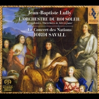 Jean-Baptiste Lully (Жан-Батист Люлли): Lully: L'Orchestre du Roi Soleil