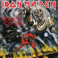 Iron Maiden (Айрон Мейден): The Number Of The Beast