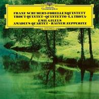 Emil Gilels (Эмиль Гилельс): Schubert: Piano Quintet In A, D.667