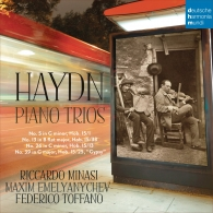 Riccardo Minasi (Рикардо Минаси): Piano Trios