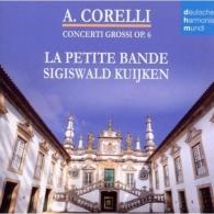 Sigiswald Kuijken (Сигисвальд Кёйкен): Concerti Grossi Op. 6