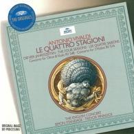 Trevor Pinnock (Тревор Пиннок): Vivaldi: The Four Seasons; Concerto for Oboe & Vio