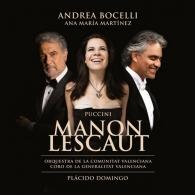 Andrea Bocelli (Андреа Бочелли): Puccini Manon Lescaut