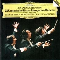 Claudio Abbado (Клаудио Аббадо): Brahms: 21 Hungarian Dances