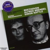 Alfred Brendel (Альфред Брендель): Beethoven: Piano Concertos Nos.4&5