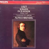 Alfred Brendel (Альфред Брендель): Liszt: Piano Sonata; Legendes; La lugubre Gondola