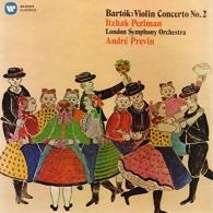 Itzhak Perlman (Ицхак Перлман): Violin Concerto No. 2 - Perlman, Previn/LSO