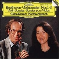 Martha Argerich (Марта Аргерих): Beethoven: Sonata For Violin And Piano