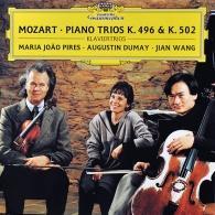 Maria Joao Pires (Мария Жуан Пиреш): Mozart: Trio In B Flat K.502