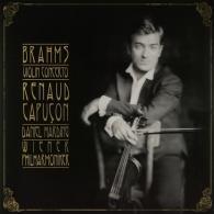 Renaud Capucon (Рено Капюсон): Brahms: Violin Concerto