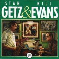 Bill Evans (Билл Эванс): Bill Evans & Stan Getz