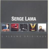 Serge Lama: Original Album Series