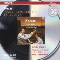 Alfred Brendel (Альфред Брендель): Mozart: Piano Concertos
