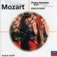 Andras Schiff (Андраш Шифф): Mozart: Piano Sonatas K.331, 332 & 333