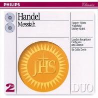 Sir Colin Davis (Колин Дэвис): Handel: Messiah