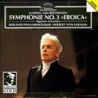 "Herbert von Karajan (Герберт фон Караян): Beethoven: Symphony No.3 ""Eroica"""