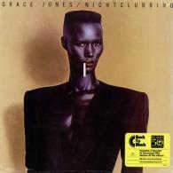 Grace Jones (Грейс Джонс): Nightclubbing
