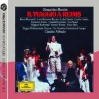 Claudio Abbado (Клаудио Аббадо): Rossini: Il Viaggio A Reims