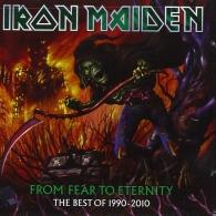 Iron Maiden (Айрон Мейден): From Fear To Eternity: The Best Of 1990-2010