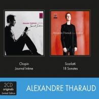 Alexandre Tharaud (Александр Таро): Scarlatti / Chopin