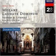 Sir Neville Marriner (Невилл Марринер): Mozart: Laudate Dominum - Vespers & Litanies