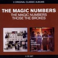 The Magic Numbers (Зе Мейджик Намберс): 2 Original Classic Albums: The Magic Numbers / Those The Brokes